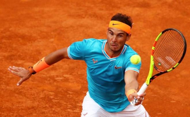 Thang Djokovic, Nadal xac lap ky luc khi vo dich Rome Masters hinh anh 10
