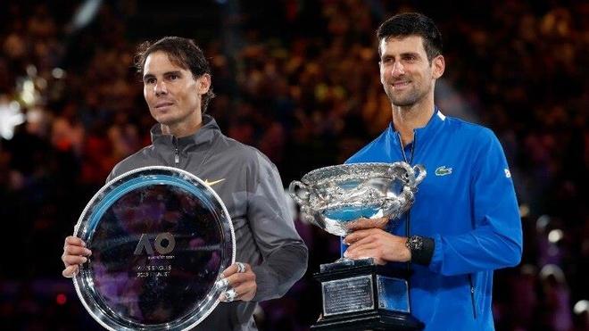 Thang Djokovic, Nadal xac lap ky luc khi vo dich Rome Masters hinh anh 3