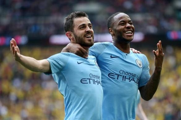 Highlights FA Cup: Man City 6-0 Watford hinh anh