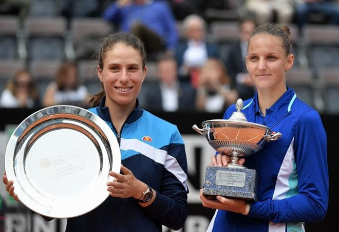 Thang Djokovic, Nadal xac lap ky luc khi vo dich Rome Masters hinh anh 5