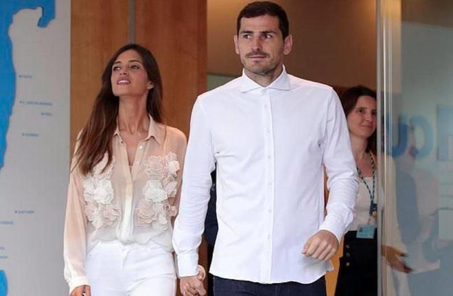 Chua binh phuc benh tim, Casillas nhan tin du tu vo hinh anh 1
