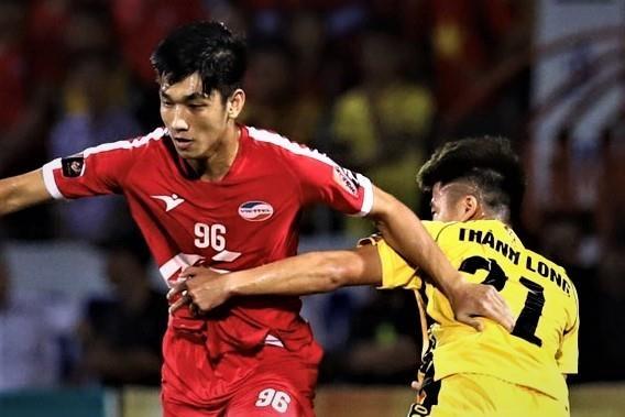 Highlights V.League 2019: CLB Viettel 2-0 CLB Hai Phong hinh anh