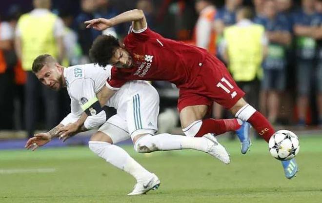 Ramos sang Liverpool anh 1