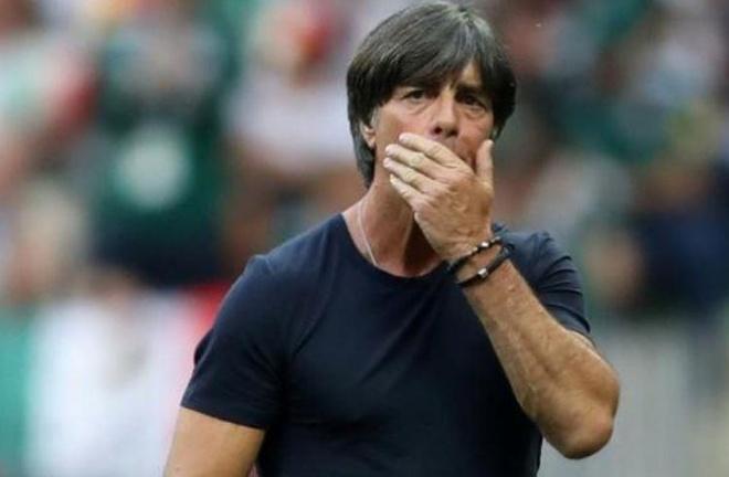 Joachim Loew sẽ không thể tham dự 2 trận đấu quan trọng của tuyển Đức tại vòng loại Euro 2020. Ảnh: Getty.