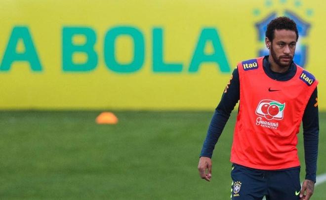 Rắc rối liên tục đến với Neymar trước thềm Copa America 2019. Ảnh: Getty.