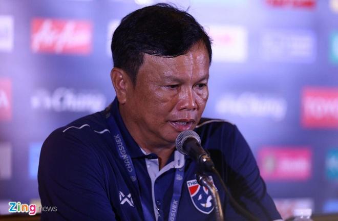 HLV Thai Lan: 'Chung toi choi hay hon nhung bong da la vay' hinh anh 1