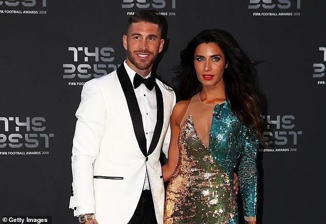 Ramos khong moi Ronaldo du tiec cuoi hinh anh 1