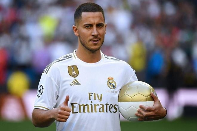 Hazard,  Real Madrid anh 1