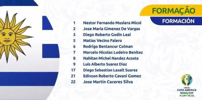 Uruguay 4-0 Ecuador: Cavani, Suarez toa sang hinh anh 4