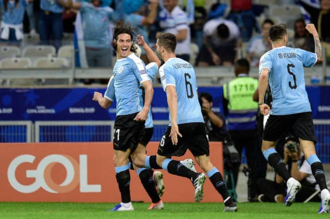 Uruguay 4-0 Ecuador: Cavani, Suarez toa sang hinh anh 8