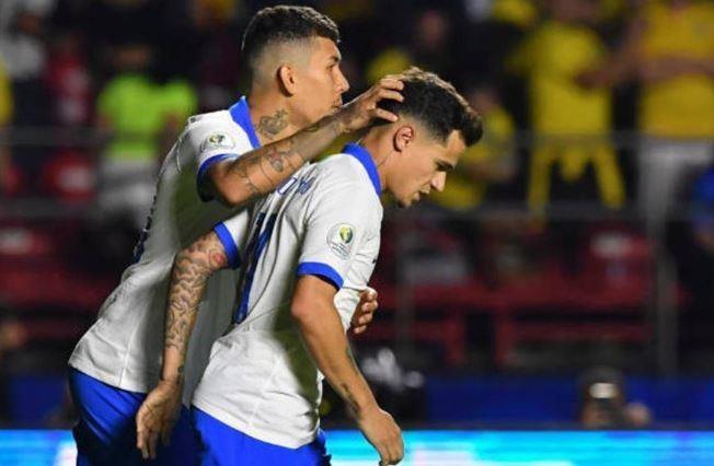 VAR tu choi 2 ban thang khien Brazil chia diem truoc Venezuela hinh anh 4