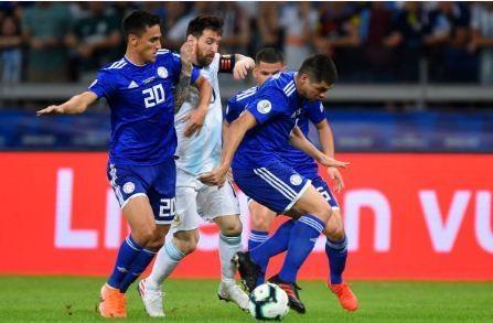 Messi ghi ban, Argentina co diem dau tien tai Copa America hinh anh 19