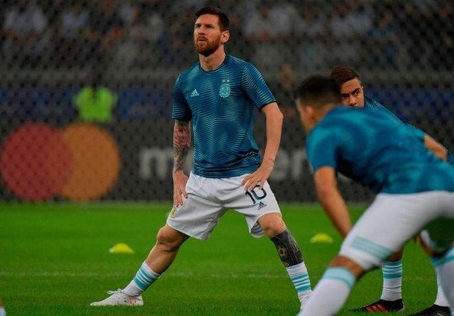 Messi ghi ban, Argentina co diem dau tien tai Copa America hinh anh 9