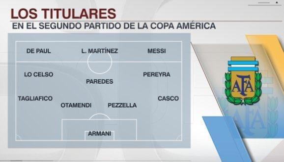 Messi ghi ban, Argentina co diem dau tien tai Copa America hinh anh 7