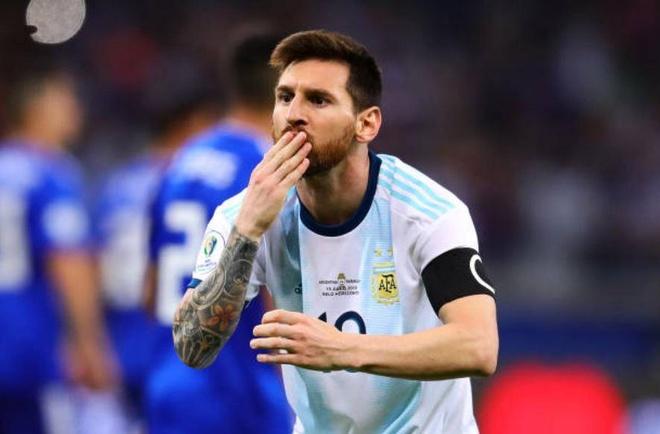 Messi ghi ban, Argentina co diem dau tien tai Copa America hinh anh 32