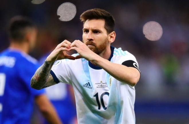 Messi ghi ban, Argentina co diem dau tien tai Copa America hinh anh 33
