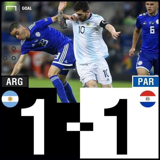 Messi ghi ban, Argentina co diem dau tien tai Copa America hinh anh 36