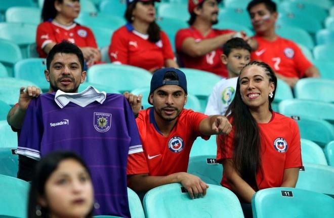 Sanchez ghi ban quyet dinh dua Chile qua vong bang Copa America hinh anh 8