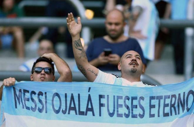 Aguero ghi ban dua Argentina vao tu ket Copa America 2019 hinh anh 14