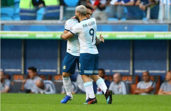 Aguero ghi ban dua Argentina vao tu ket Copa America 2019 hinh anh 17