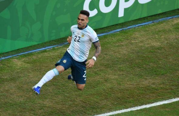 Aguero ghi ban dua Argentina vao tu ket Copa America 2019 hinh anh 15