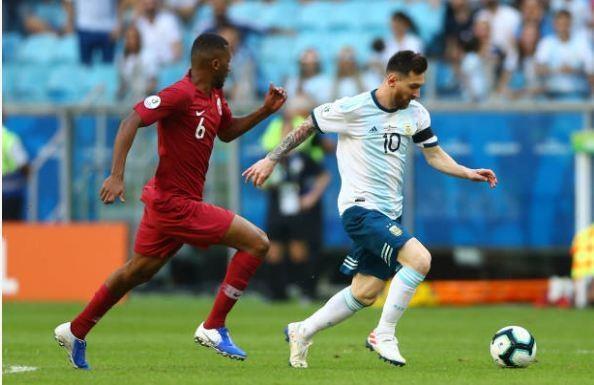 Aguero ghi ban dua Argentina vao tu ket Copa America 2019 hinh anh 18