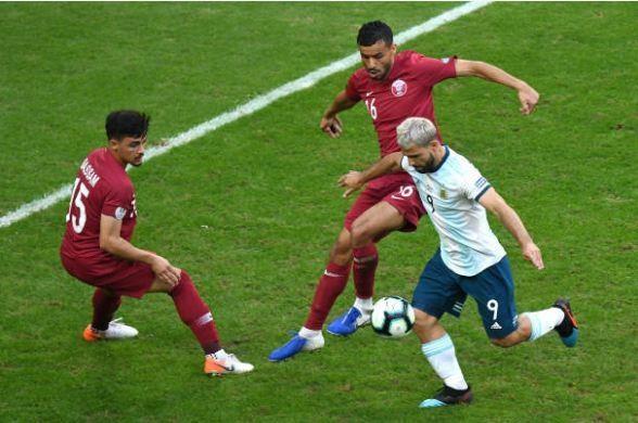 Aguero ghi ban dua Argentina vao tu ket Copa America 2019 hinh anh 19
