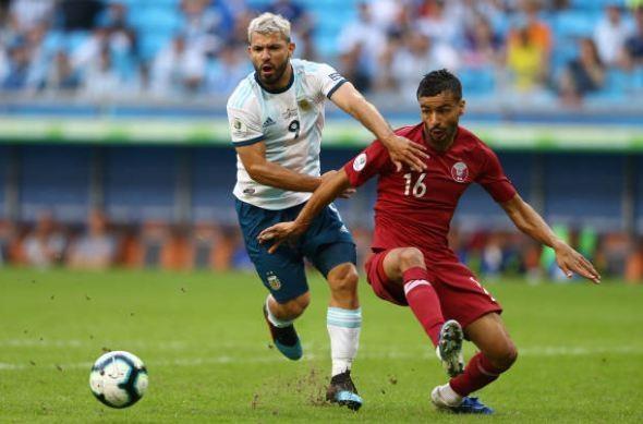 Aguero ghi ban dua Argentina vao tu ket Copa America 2019 hinh anh 20