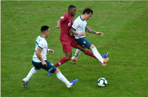 Aguero ghi ban dua Argentina vao tu ket Copa America 2019 hinh anh 21