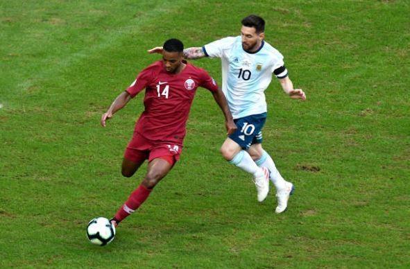 Aguero ghi ban dua Argentina vao tu ket Copa America 2019 hinh anh 22