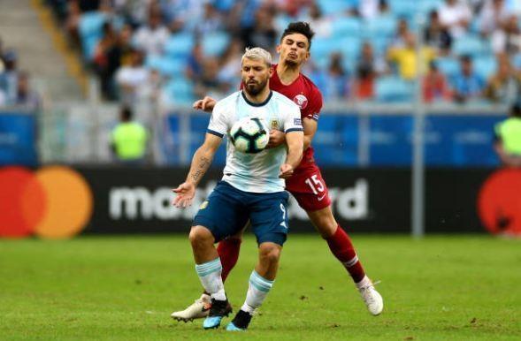 Aguero ghi ban dua Argentina vao tu ket Copa America 2019 hinh anh 25