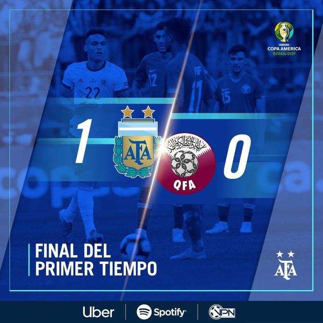 Aguero ghi ban dua Argentina vao tu ket Copa America 2019 hinh anh 28