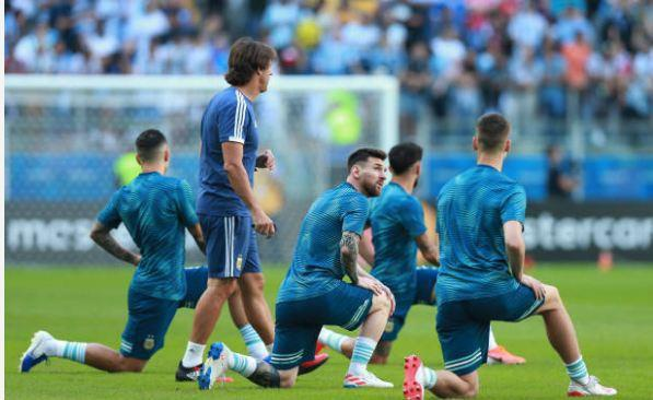 Aguero ghi ban dua Argentina vao tu ket Copa America 2019 hinh anh 7