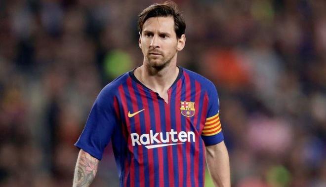 HLV Van Gaal: 'Messi la nguyen nhan khien Barca that bai' hinh anh 1
