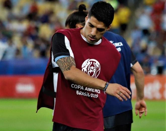 Chile bi day vao the kho sau tran thua Uruguay hinh anh 6