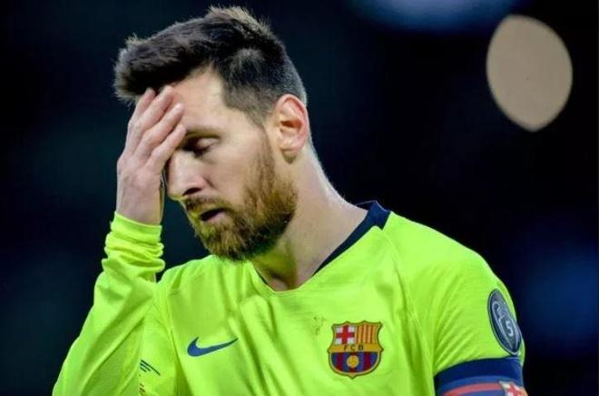 HLV Van Gaal: 'Messi la nguyen nhan khien Barca that bai' hinh anh 2