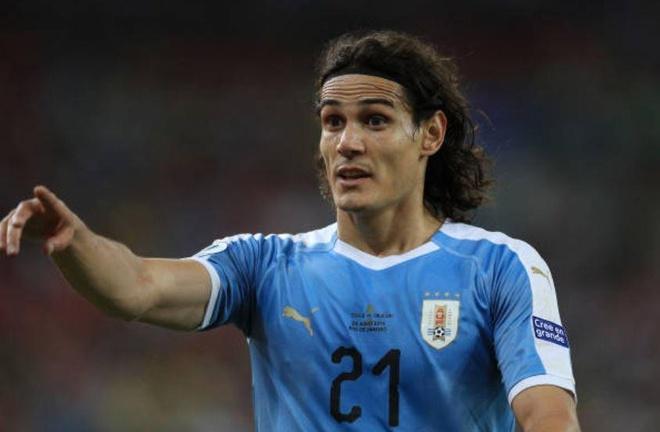 Chile bi day vao the kho sau tran thua Uruguay hinh anh 15