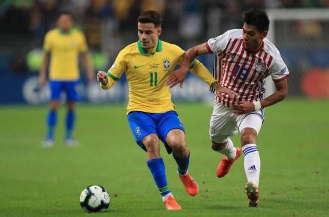 Brazil chat vat vao ban ket Copa America sau loat luan luu may rui hinh anh 11