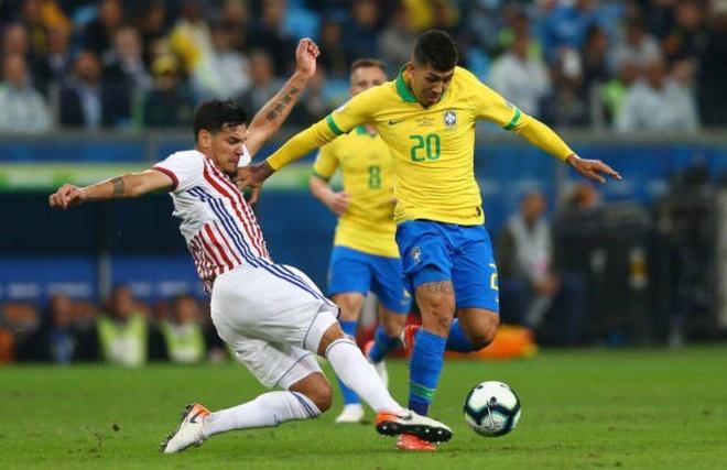 Brazil chat vat vao ban ket Copa America sau loat luan luu may rui hinh anh 2