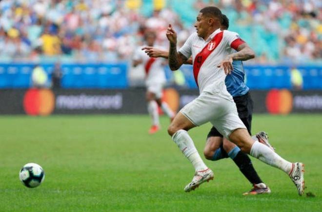 truc tiep Uruguay vs Peru anh 14