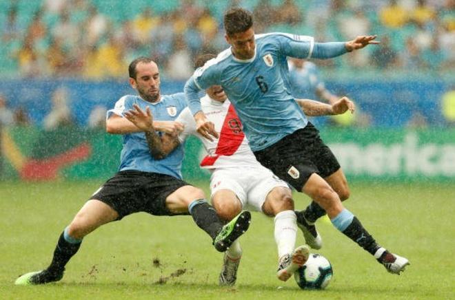 truc tiep Uruguay vs Peru anh 15