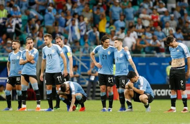 truc tiep Uruguay vs Peru anh 22