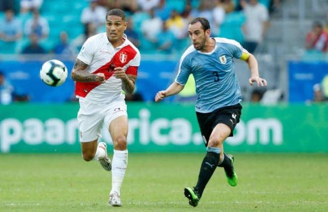 truc tiep Uruguay vs Peru anh 13