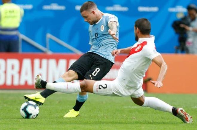 truc tiep Uruguay vs Peru anh 10