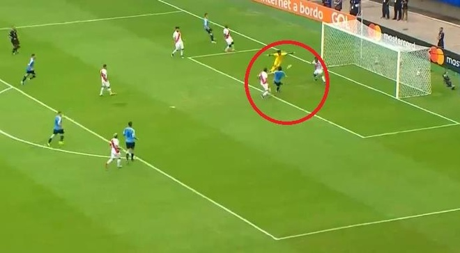 truc tiep Uruguay vs Peru anh 11
