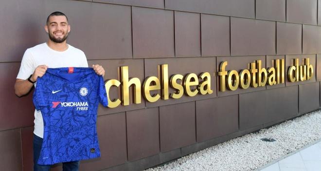 Chelsea chieu mo Kovacic anh 1
