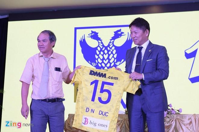 Chu tich CLB Bi lay Mohamed Salah lam tam guong cho Cong Phuong hinh anh 2