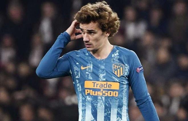 Griezmann khong duoc huong dac quyen nhu Neymar khi gia nhap Barca hinh anh 1