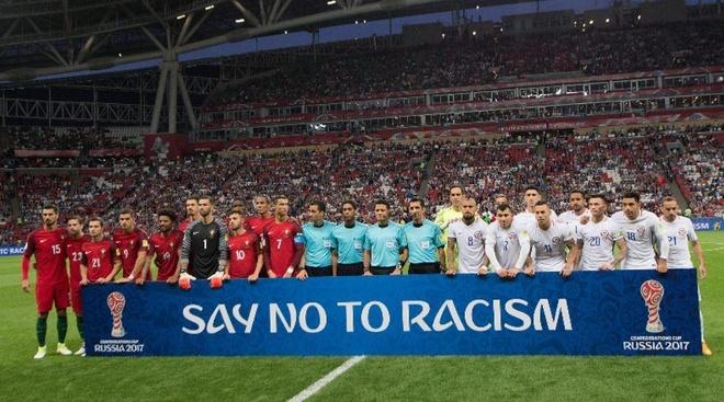 FIFA dua ra an phat dac biet cho hanh vi phan biet chung toc hinh anh 1
