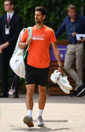 Roger Federer,  Novak Djokovic,  chung ket Wimbledon,  tuong thuat truc tiep anh 13